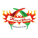 The King of Spicy Menu