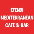 Efendi Mediterranean Cafe & Bar Menu