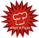What A Pizza Menu
