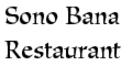 Sono Bana Restaurant Menu