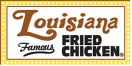 Louisiana Famous Fried Chicken & Seafood Menu