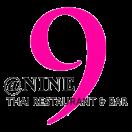 At Nine Restaurant & Bar Menu