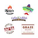 Carlos & Gabbys + Graze Smokehouse + Mexikosher Menu
