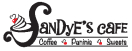 Sandyes Cafe Menu