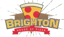 Brighton House of Pizza Menu