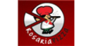 Rosaria Pizza Menu