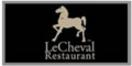Le Cheval Menu