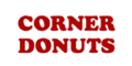 The Corner Donuts Menu