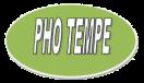 Pho Tempe Menu