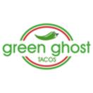 Green Ghost Tacos Menu