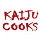 Kaiju Cooks Menu