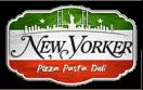 New Yorker Pizza Menu