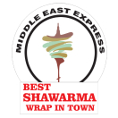 Middle East Express Menu