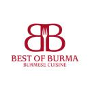 Best Of Burma Menu
