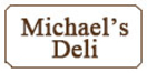 Michael's Deli Menu