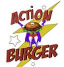Action Burger Menu