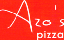 Azo's Pizza Menu
