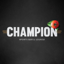 Champion Sports Bar and Restaurant Menu