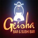 Geisha Sushi Menu