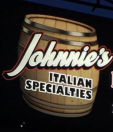 Johnnie's Italian Specialties Menu