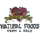 Diggin' Livin' Natural Foods, Farm, & Cafe Menu