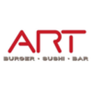ART Burger Sushi Bar Menu
