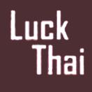 Luck Thai Menu