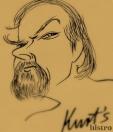 Kurt's Bistro Menu