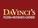 Davinci's Pizzeria Ristorante Menu