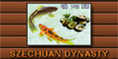 Szechuan Dynasty Menu