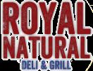 Royal Natural Deli and Grill Menu