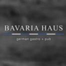 Bavaria Haus Menu