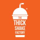 The Thickshake Factory Menu