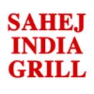 Sahej India Grill Menu