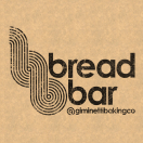 Bread Bar at Giminetti Baking Co. Menu