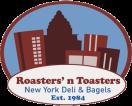 Roasters' n Toasters Menu