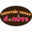Somethin' Sweet Donuts Menu