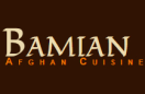 Bamian Restaurant Menu