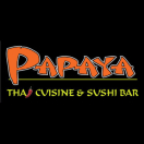 Papaya Thai Cuisine & Sushi Bar Menu