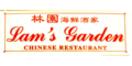 Lam's Garden Menu