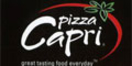 Pizza Capri Menu
