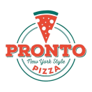 Pronto New York Style Pizza Menu
