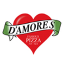 D'amores Pizza Menu
