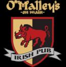 O'Malleys on Main Menu