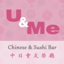 U & Me Chinese & Sushi Restaurant Menu