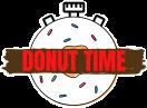Donut Time Menu