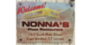 Nonna's Pizza Restaurant Menu