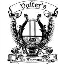 Valters at the Maennerchor Menu