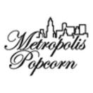 Metropolis Popcorn Menu