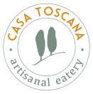 Casa Toscana Menu